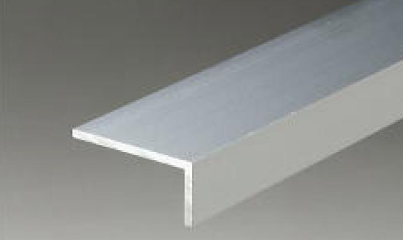 アルミ型材対応形状事例アングル。三恵ネットの日本製アルミ型材製品一覧。