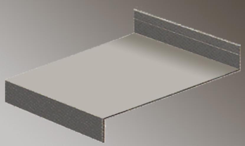 アルミ型材対応形状事例水切材。三恵ネットの日本製アルミ型材製品一覧。