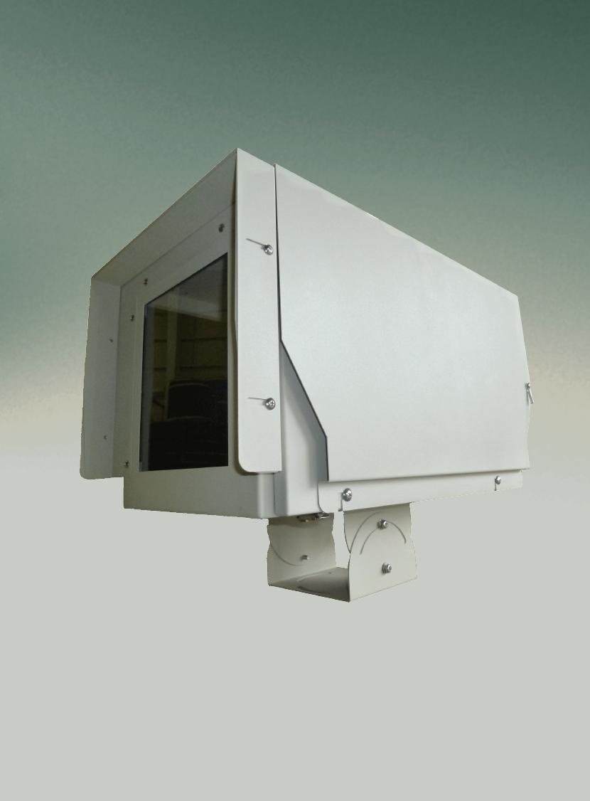 特殊カメラハウジング・筐体。三恵ネットの特注防犯・防災カメラと電気機器用ハウジング製品一覧。