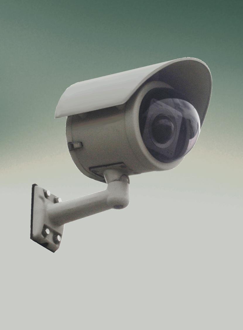 カメラハウジング・筐体。三恵ネットの特注防犯・防災カメラと電気機器用ハウジング製品一覧。