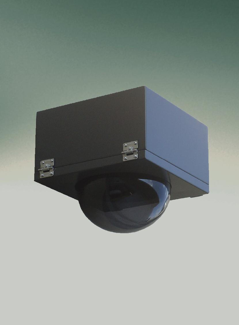 ボックス型カメラハウジング・筐体。三恵ネットの特注防犯・防災カメラと電気機器用ハウジング製品一覧。
