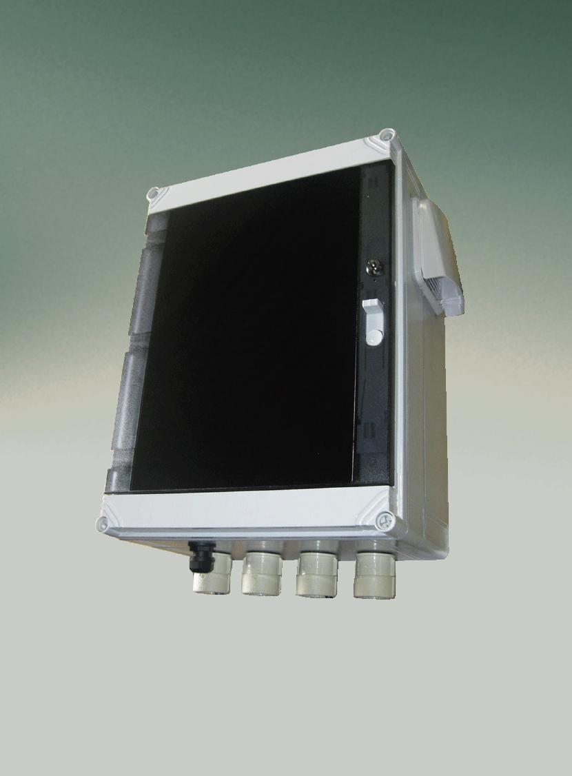 ルーターボックスハウジング・筐体。三恵ネットの特注防犯・防災カメラと電気機器用ハウジング製品一覧。