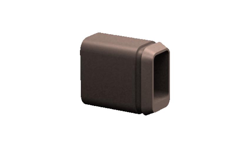 取扱い素材PVC。特注防犯・防災カメラハウジング開発・製造。
