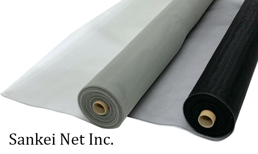 網戸・防虫網のプロのこだわり。防虫網メーカーの製造工程と品質保証。