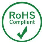 RoHS(ローズ)指定マークなら網戸防虫網とネットワークカメラハウジングの株式会社三恵ネット