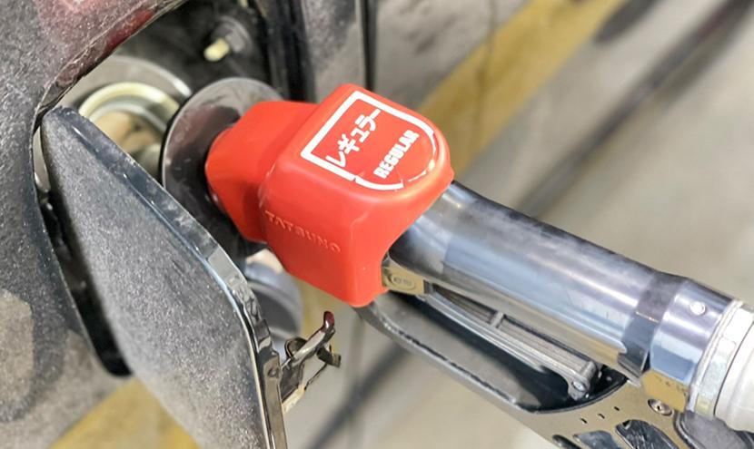 富山県大雪災害に備える(富山市、高岡市、砺波市)。防災に備えて車のガソリンは満タンにする。