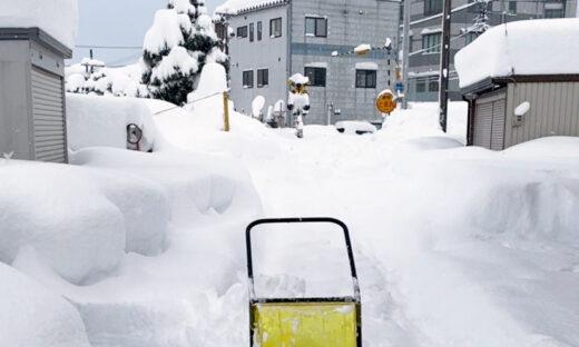 2021年1月7日富山県大雪による配送遅延のお知らせ